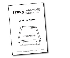 TRAXX Stamp Machine Kit