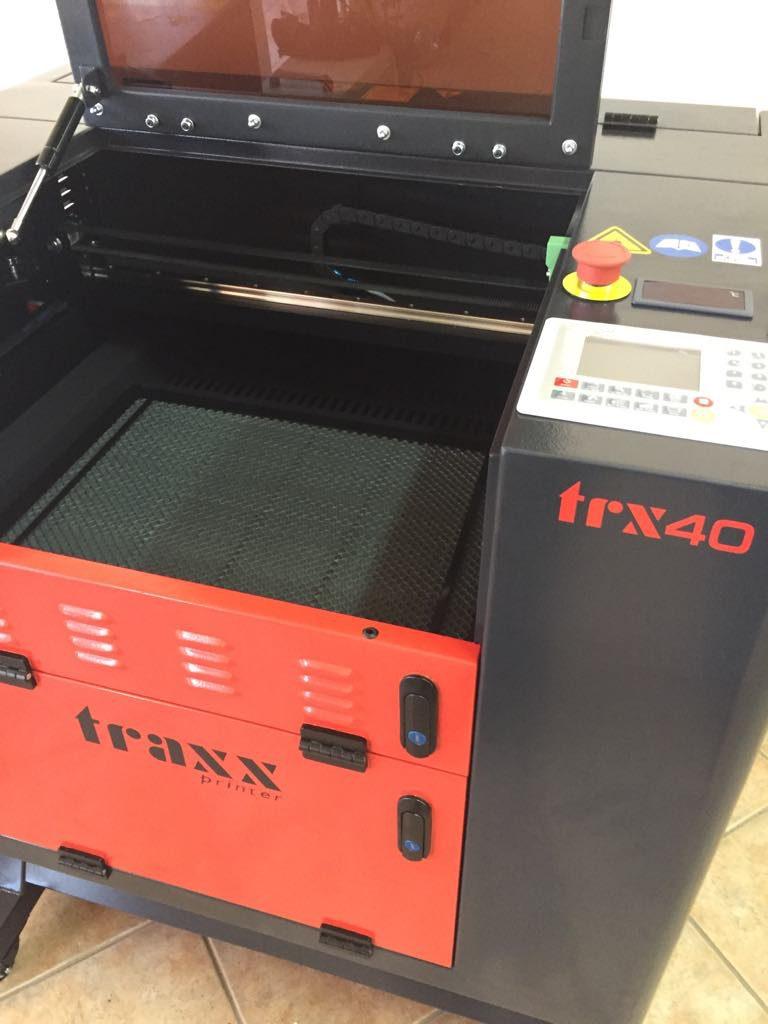 TRX40 Laser System Brochure