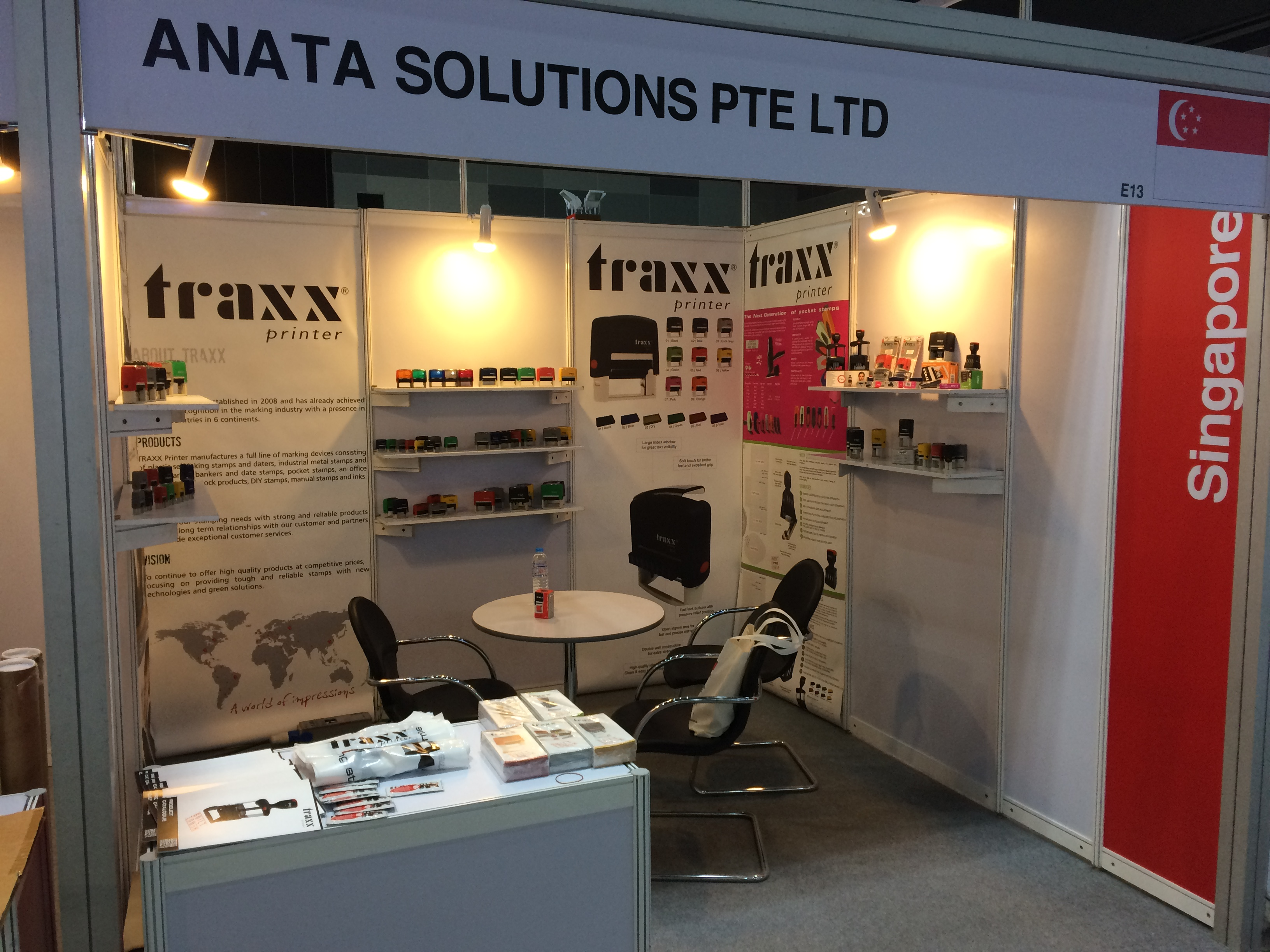 TRAXX @ Pack Print Asia 2017