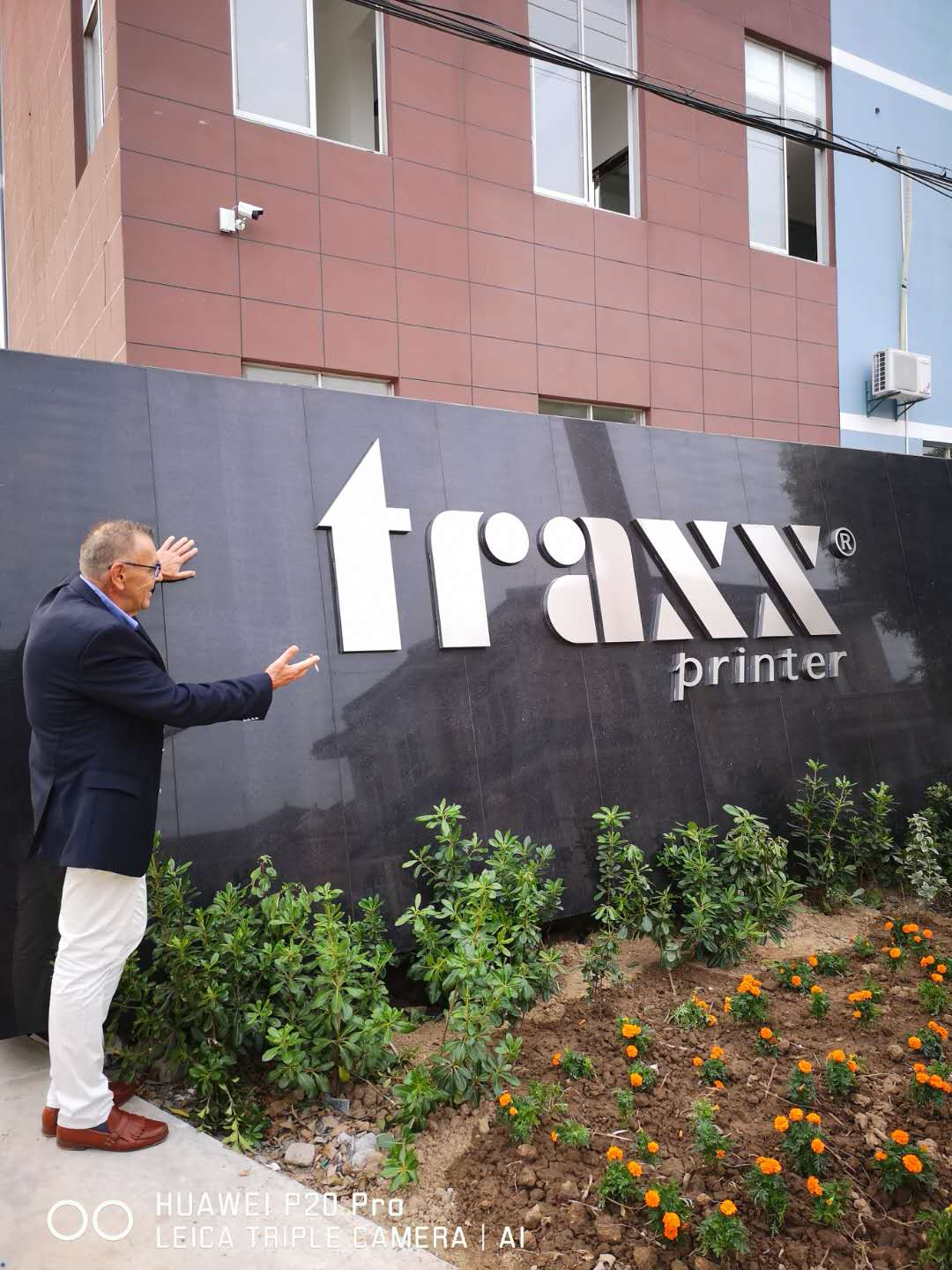 TRAXX is moving