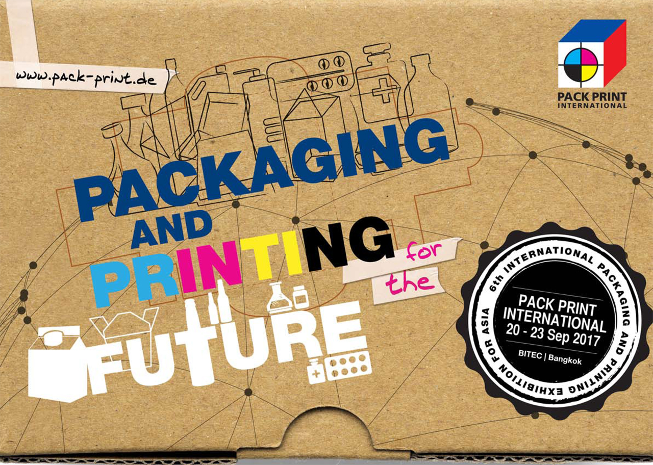 TRAXX in Pack Print Asia 2017