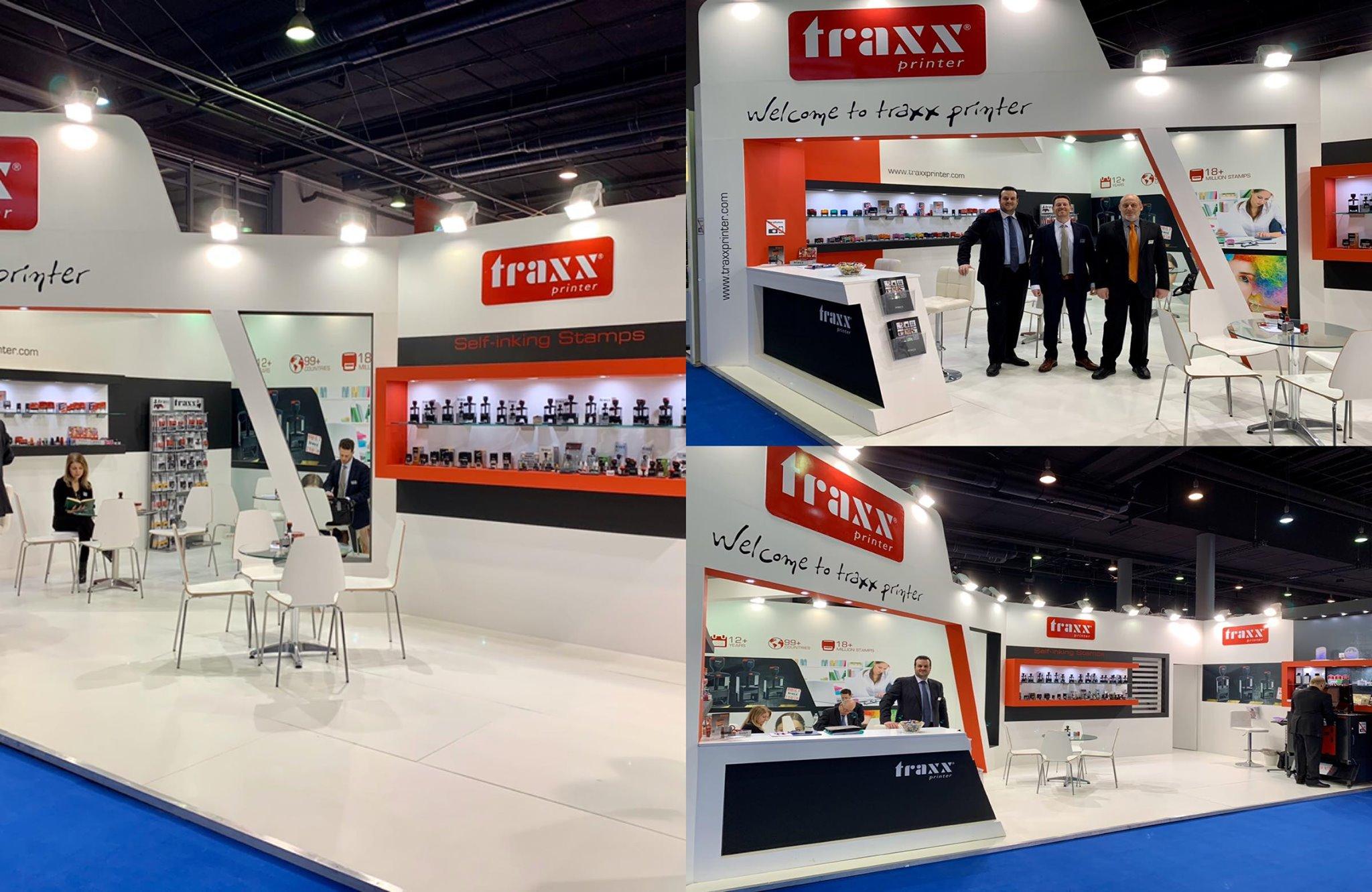 TRAXX @ Paperworld 2020